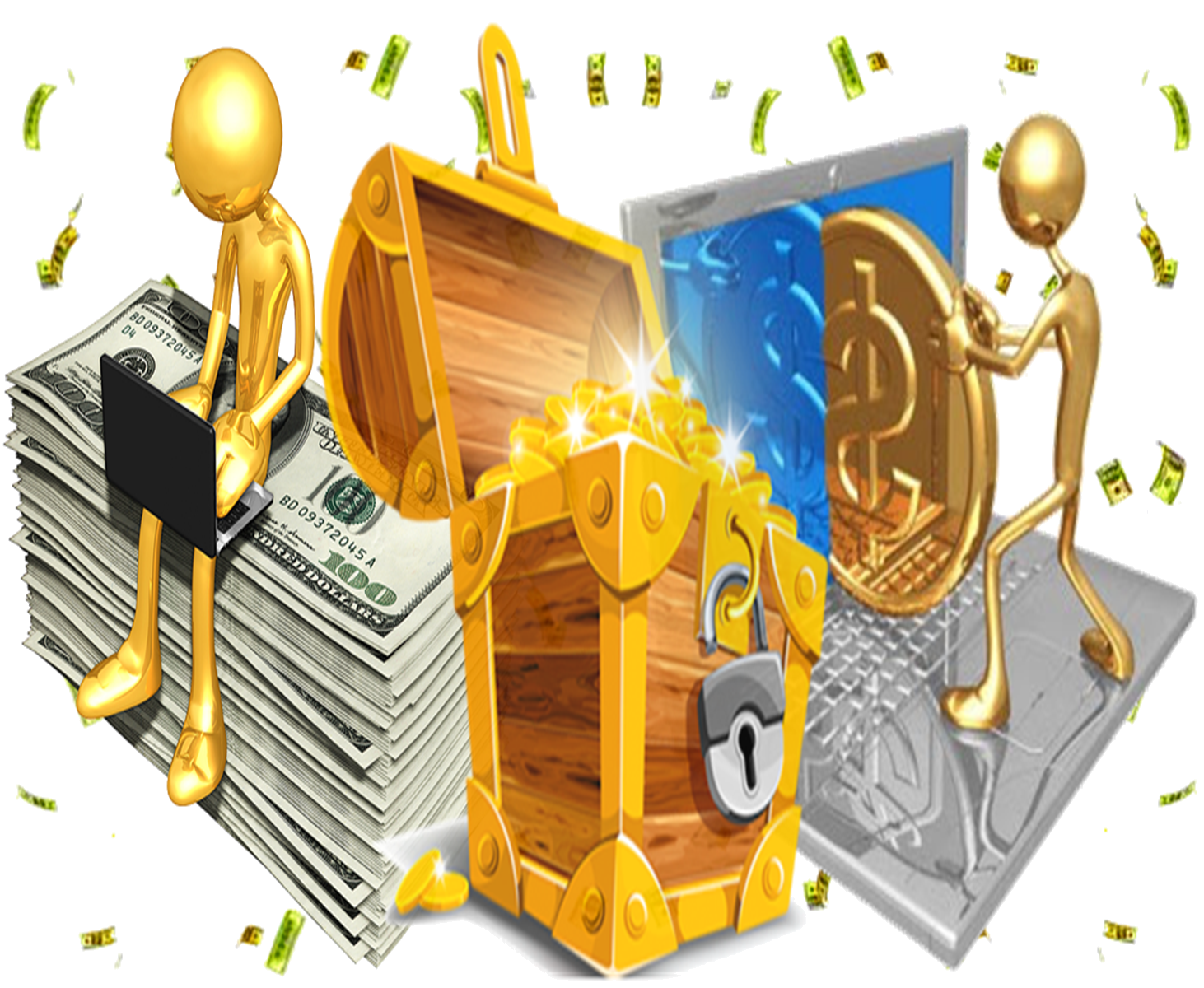 稼ぎたい人向けのビジネスや副業情報掲示板サイト